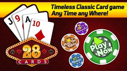 28 Card Game 4.5 screenshots 1