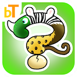 Jungle Animals Game Icon