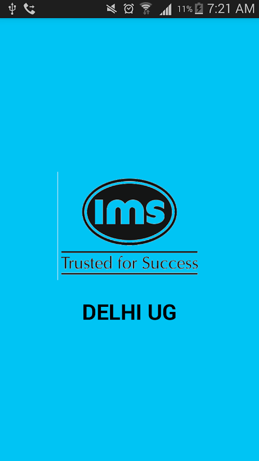 IMS Delhi UG interaction- screenshot