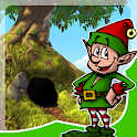 Elf Games for Little Kids icon