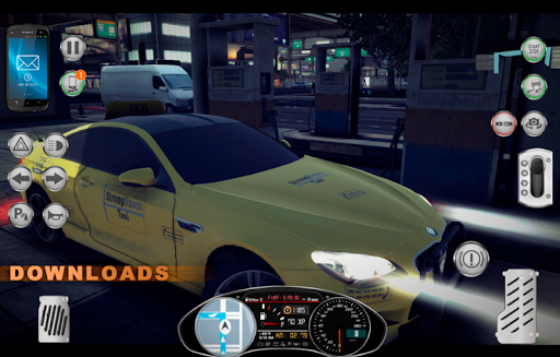 Amazing Taxi Simulator V2 2019 0.0.2 screenshots 1