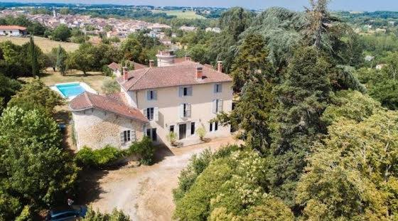 Vente maison 12 pièces 550 m2