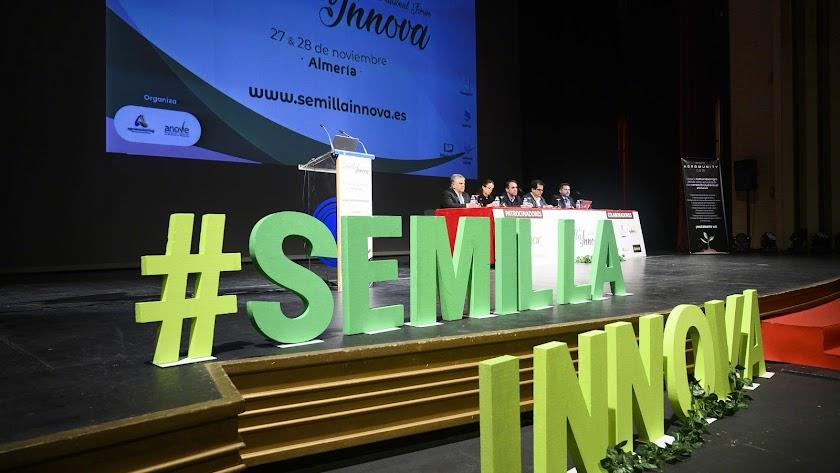Acto inaugural del congreso internacional de semillas