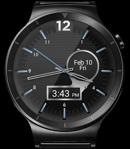 Titanium Brave HD WatchFace Widget Live Wallpaper 4.8.1 screenshots 10