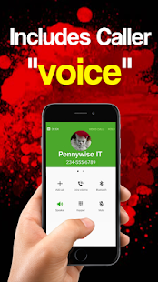 Prank call from pennywise - náhled