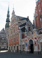 Photo: Vanhaa Riikaa, taustalla St Peterin torni