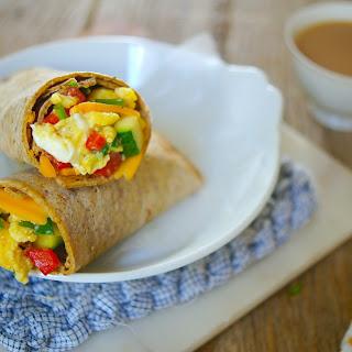 Freezer-Friendly Breakfast Egg Wraps Recipe