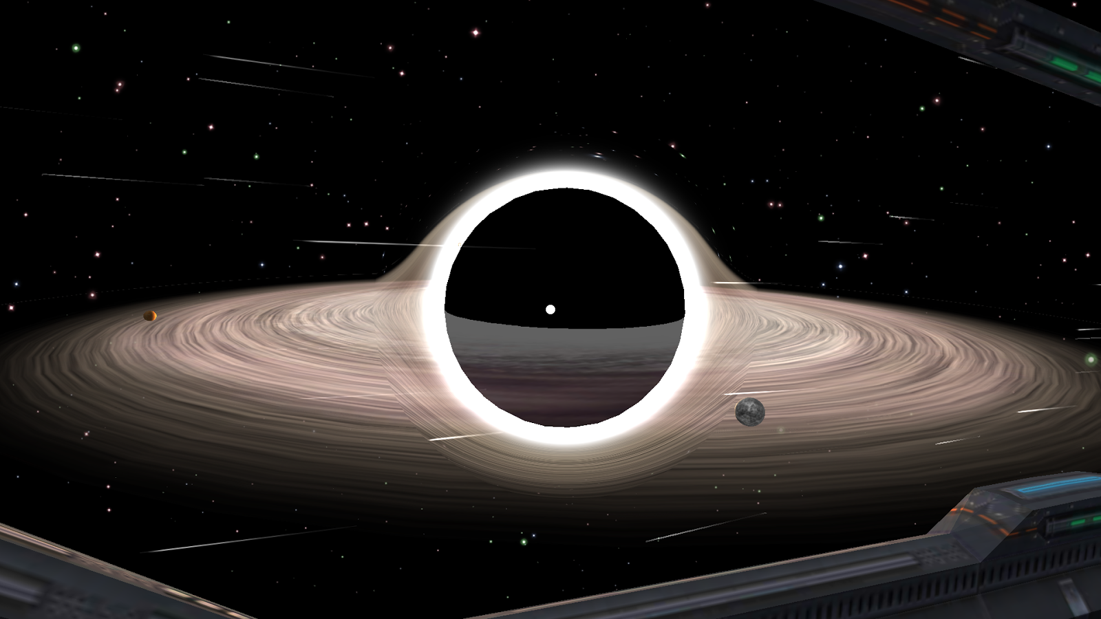 VR Black Hole- screenshot
