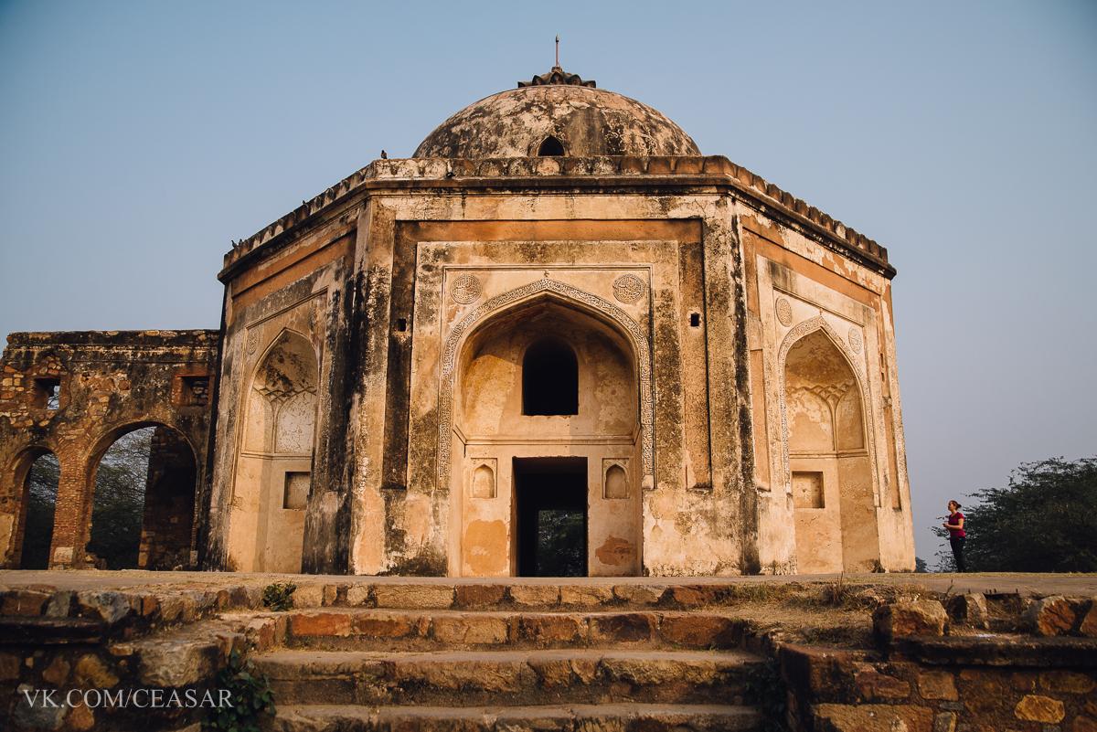 Tomb Of Mohd Quli Khan, Дели