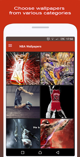 NBA Wallpapers 0.0.2 screenshots 1