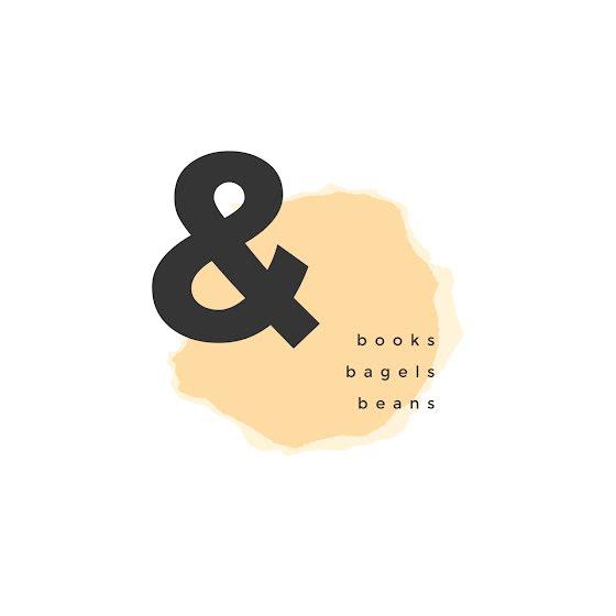 Books, Bagels & Beans - Logo Template