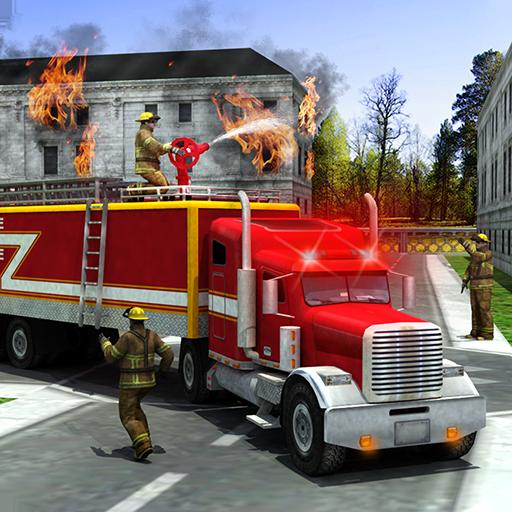 Rescue Fire Truck Simulator 3D (game)