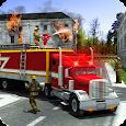 🚒 Rescue Fire Truck Simulator
