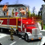 ? Rescue Fire Truck Simulator Icon