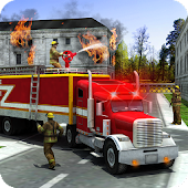 🚒 Rescue Fire Truck Simulator