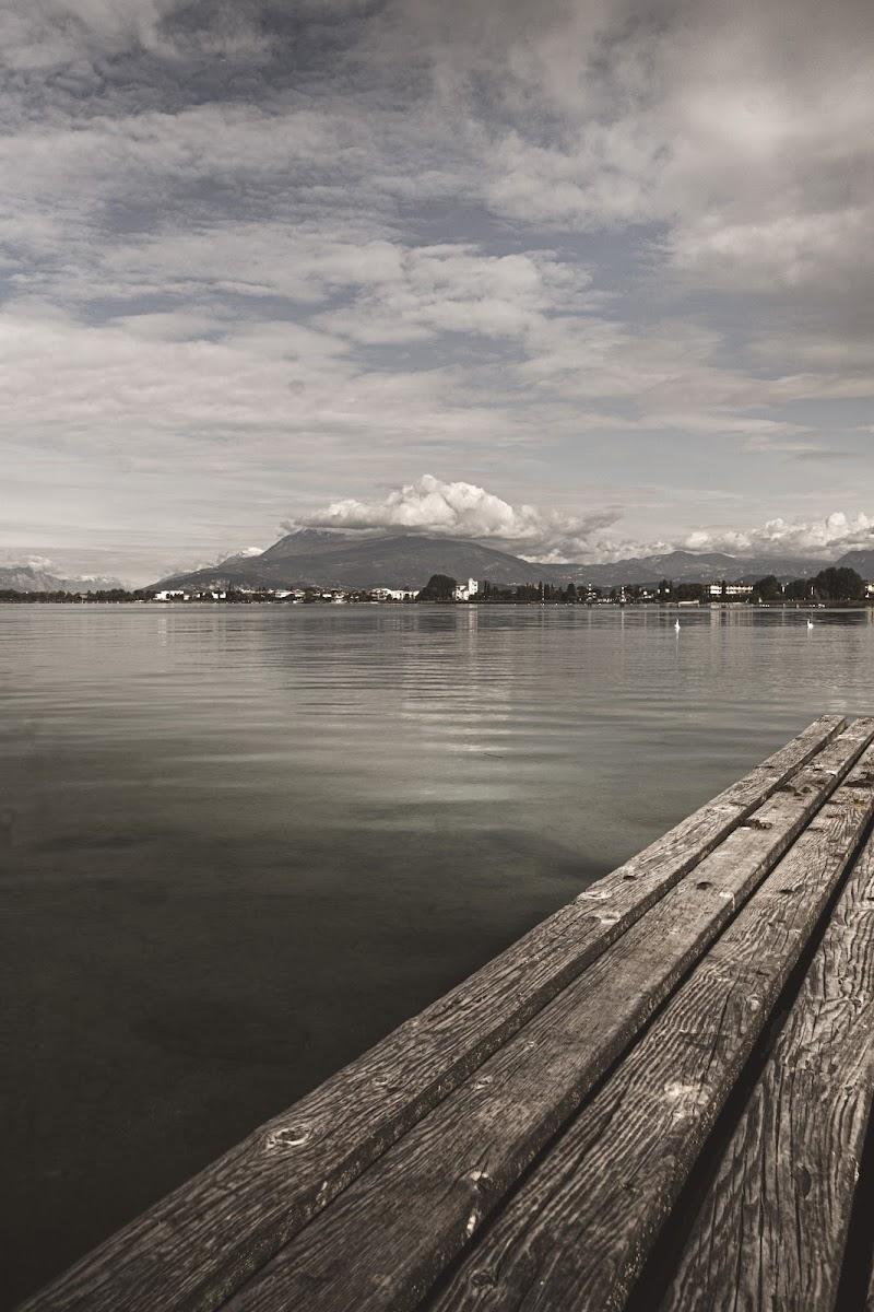 ... Winter Lake ... di enricosottocorna