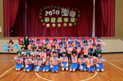 1204二年級唱跳比賽