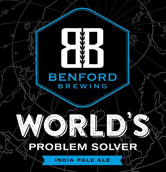 Logo of Benford World's Problem Solver