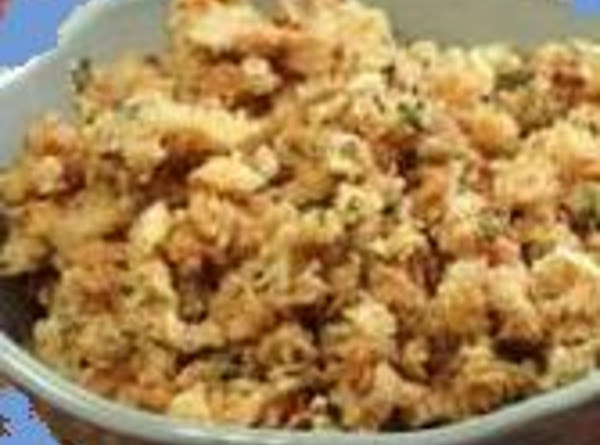 Awesome Homemade Dressing (stuffing) Recipe