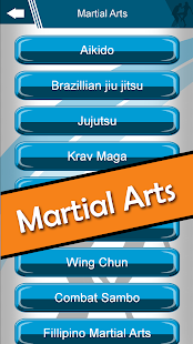 Perfect Self Defence app 21