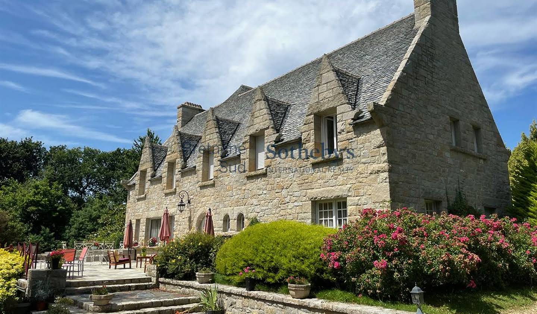 Maison avec terrasse Morlaix