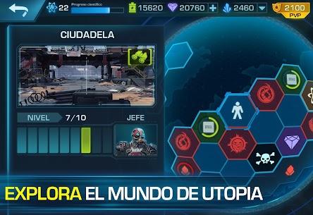 Evolution 2: Battle for Utopia. Shooter & Armas 4