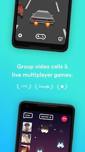Tribe - Group games & video calls - náhled