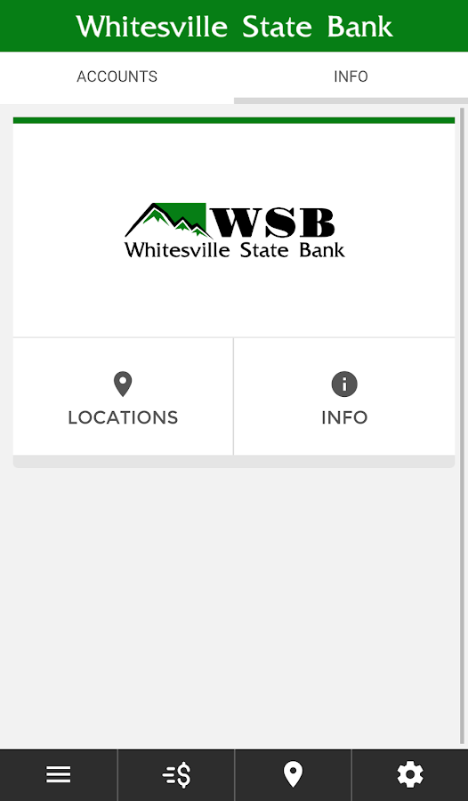 Whitesville State Bank- screenshot