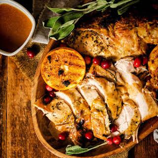 Quick Pressure Cooker Turkey Breast.