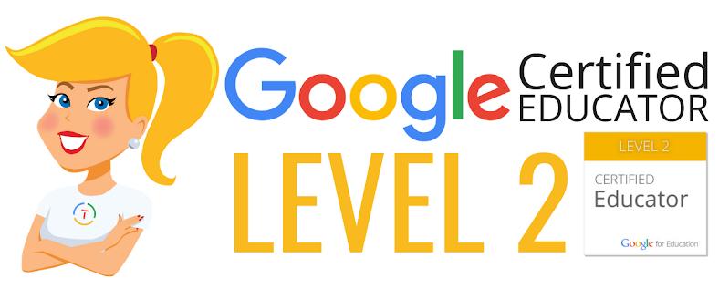 Google Certified Educator Level 2 Toolkit (FREE DOWNLOAD)
