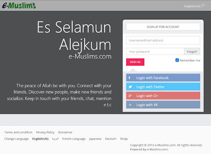 e-Muslims screenshot 0