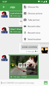 Conversations (Jabber / XMPP) v2.8.3 [Paid] 2