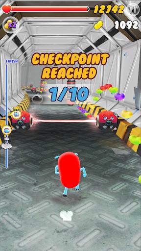 ZellyGo Dash - running game apktram screenshots 3