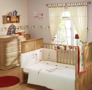 Baby Bedroom Design Screenshot Thumbnail