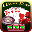 Casino Roulette Dice Cards Slots Games icon
