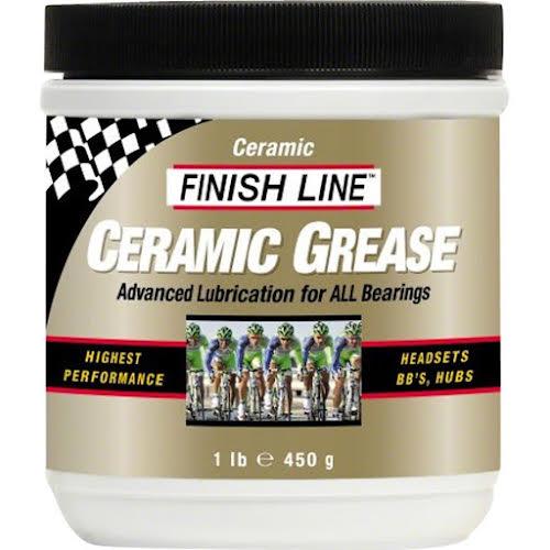 Finish Line Ceramic Grease Tub, 1lb