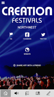 Creation Festival- screenshot thumbnail
