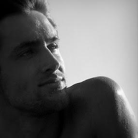 by Tatjana Koljensic - People Portraits of Men