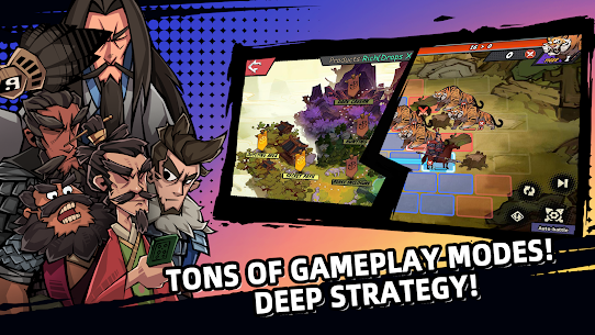 Tactical Three Kingdoms (3 Kingdoms) -T3K Strategy 7