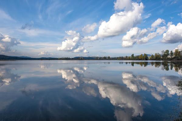 Lago di nuvole di Peter_Sossi