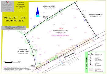 terrain à Landemont (49)
