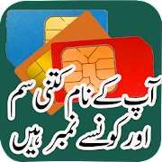 App Pakistan SIM Verification Information apk for kindle fire