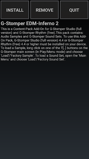 G-Stomper FLPH EDM-Inferno 2