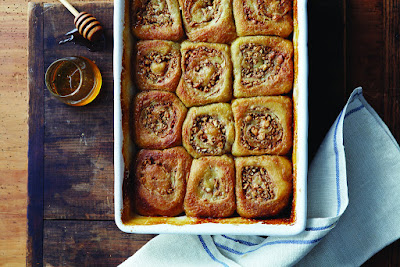 Honey makes for better, refined sugar-free buns