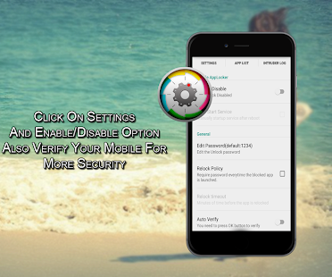 Secret App Lock Pro screenshot
