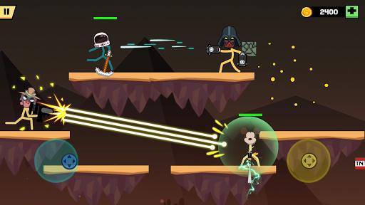 Stickman Fight Battle - Shadow Warriors 1.0.20 screenshots 2