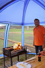 Photo: Unser Grillmeister