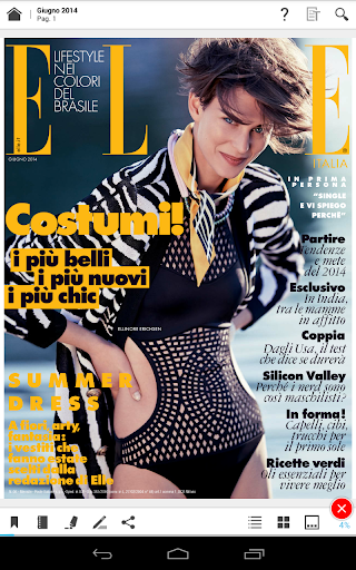 Elle Italy screenshot 14