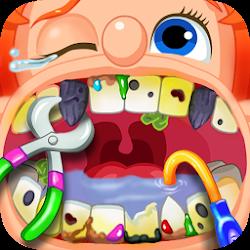 Crazy Children's Dentist Simulation Fun Adventure