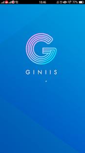 GINIIS - náhled